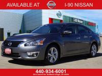 Excellent Condition, CARFAX 1-Owner, Nissan Certified,