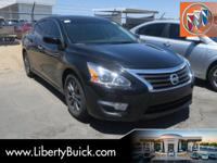 2015 Nissan Altima 2.5 FWD CVT with Xtronic 2.5L I4