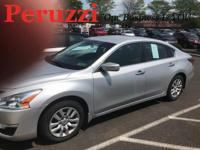 Brilliant Silver 2015 Nissan Altima 2.5 S FWD CVT with