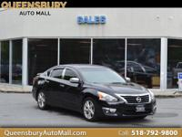 Options:  2015 Nissan Altima Visit Queensbury Auto Mall