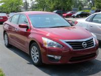 Our certified Altima comes with a 100k mile powertrain