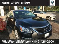 CARFAX One-Owner. Clean CARFAX. 2015 Nissan Altima 2.5