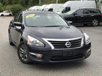 2015 Nissan Altima 2.5 S Blue ABS brakes, Electronic