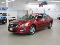 This 2015 Nissan offered at Certicare  Huntington.  The