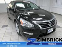 Options:  2015 Nissan Altima 4Dr Sdn I4 2.5 S|4