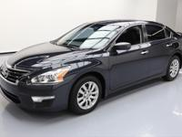 2015 Nissan Altima with 2.5L I4 Engine,Automatic