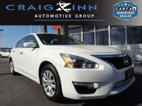 PREMIUM & KEY FEATURES ON THIS 2015 Nissan Altima