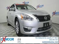 New Price! 2015 Nissan Altima CVT with Xtronic, 6-Way
