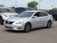 Clean CARFAX. CARFAX One-Owner. CVT with Xtronic.  2015