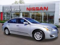 This 2015 Nissan Altima 2.5 is a real winner with