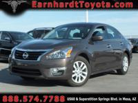 We are pleased to offer you this 2015 Nissan Altima