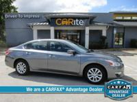 CARFAX 1-Owner, Excellent Condition. FUEL EFFICIENT 38