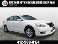 Recent Arrival! 2015 Nissan Altima 2.5 CARFAX