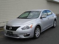 You are looking at a Silver,  2015 Nissan Altima. This