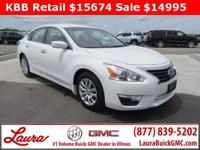 1-Owner New Vehicle Trade! 2.5 S FWD. Backup Camera,