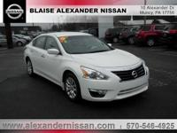 2015 Nissan Altima Williamsport area. CVT with Xtronic.