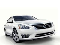 Altima 2.5 S, CVT with Xtronic, **LOCAL TRADE IN**, and