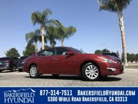 Recent Arrival! Clean CARFAX. Bakersfield Hyundai is