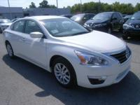This exceptional example of a 2015 Nissan Altima 2.5 S