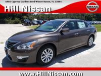 This Brown 2015 Nissan Altima S might be just the 4 dr