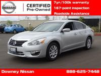 NISSAN CERTIFIED PRE-OWNED !!! We've got your family