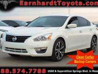 We are thrilled to offer you this 2015 Nissan Altima S