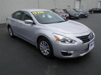 ALTIMA S: 1 OWNER!!...AUTOMATIC-POWER WINDOWS and