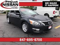 2015 Nissan Altima 2.5 S38/27 Highway/City MPGAwards:*