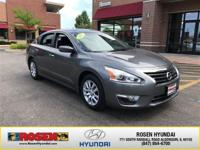 JUST ARRIVED! 2015 Nissan Altima 2.5 S!**LOCAL, ONE