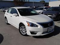 Altima 2.5 S, 4D Sedan, 2.5L I4 DOHC 16V, and CVT with