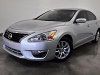 Nissan Certified. Wow, check out those gas savings. The