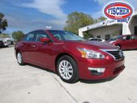 2015 Nissan Altima 2.5S 4dr ** 38mpg sedan ** This is