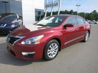 Options:  2015 Nissan Altima 2.5 S|***Model