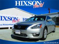 This outstanding example of a 2015 Nissan Altima 2.5 S