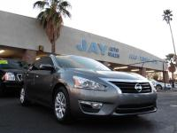 Options:  2015 Nissan Altima 4Dr Sdn 2.5