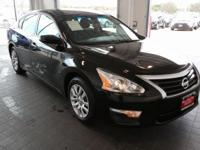 Options:  2015 Nissan Altima 2.5
