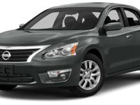 Options:  2015 Nissan Altima 2.5 S|Miles: 41664Color: