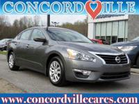 Call and ask for details! Switch to Concordville Nissan