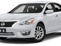 This 2015 Nissan Altima 2.5 S is proudly offered by Bay