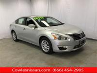 New Price! CARFAX One-Owner. Brilliant Silver 2015