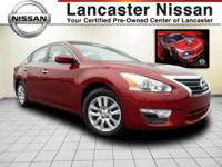 Our 2015 Nissan has aced its 167 Point Inspection by