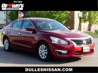 Brown's Sterling Nissan is excited to offer this 2015
