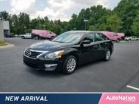 This CERTIFIED PREOWNED Altima passed Nissan's rigorous