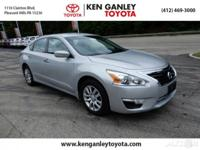 2015 Nissan Altima 2.5 S CARFAX One-Owner. Clean