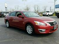 CARFAX One-Owner. CVT with Xtronic, ABS brakes,
