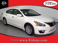 The 2015 Nissan Altima is a car that must be