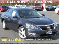Options:  2015 Nissan Altima 2.5 Sl|Blue|Check Out This