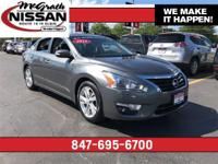 2015 Nissan Altima 2.5 SL CARFAX One-Owner.38/27