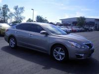 This outstanding example of a 2015 Nissan Altima 2.5 SL