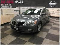 This 2015 Nissan Altima 2.5 SL is proudly offered by